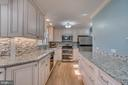 Completely remodeled with quartz counter top - 1113 JOHN PAUL JONES DR, STAFFORD