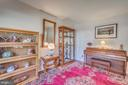 Living room with hardwood floors - 1113 JOHN PAUL JONES DR, STAFFORD