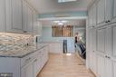 Updated laminate wood flooring - 1113 JOHN PAUL JONES DR, STAFFORD