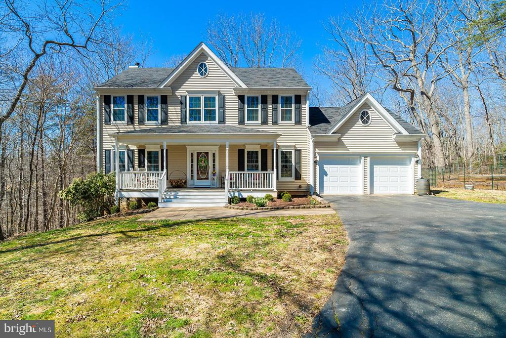 6383  WILSON ROAD, Marshall in FAUQUIER County, VA 20115 Home for Sale