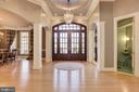 Grand Foyer - 8544 LEISURE HILL DR, BALTIMORE