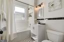 1st Floor Full Bath - 4115 10TH ST NE, WASHINGTON