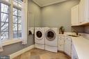 Main Level Laundry Room - 8544 LEISURE HILL DR, BALTIMORE