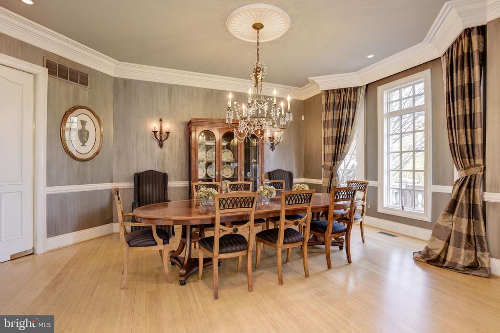 Formal Dining Room - 8544 LEISURE HILL DR, BALTIMORE