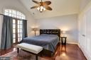 Bedroom en-suite #3 - 8544 LEISURE HILL DR, BALTIMORE