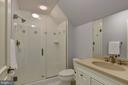 In-Law Suite Full Bath - 8544 LEISURE HILL DR, BALTIMORE