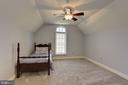 In-law suite / bedroom # 5 - 8544 LEISURE HILL DR, BALTIMORE