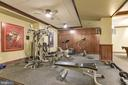 Exercise Room - 8544 LEISURE HILL DR, BALTIMORE