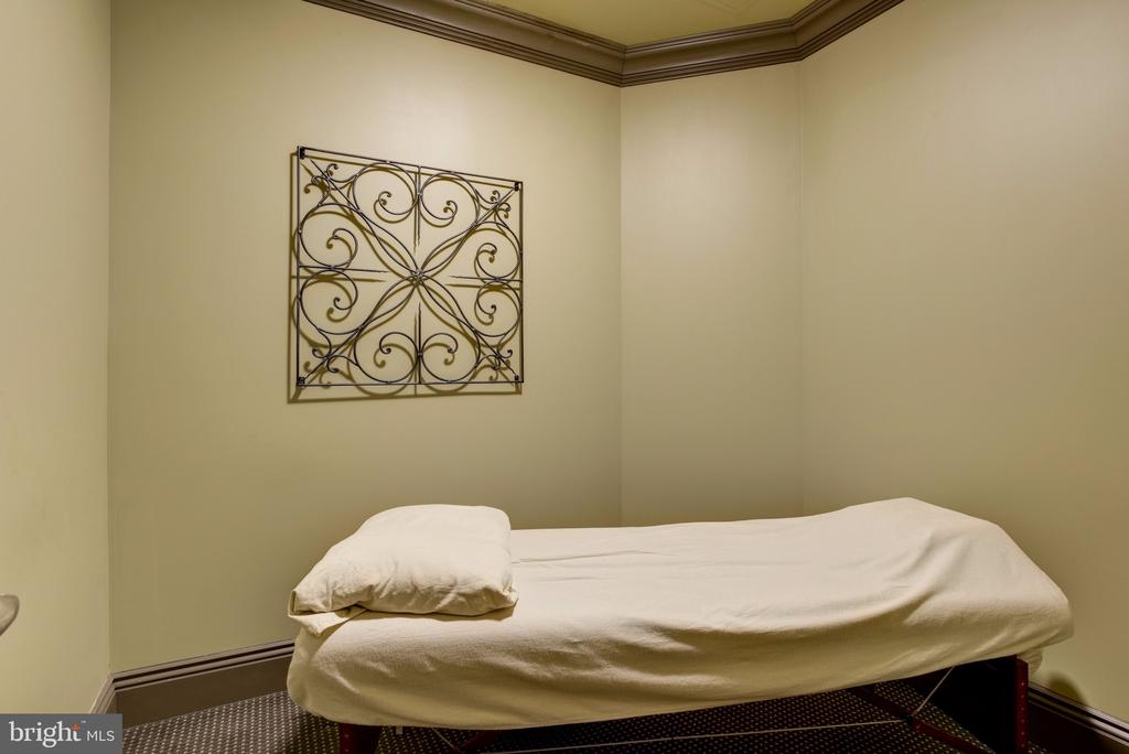 Lower Level Spa Room - 8544 LEISURE HILL DR, BALTIMORE