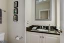 Powder Room - 632 PONTE VILLAS SOUTH #146, BALTIMORE