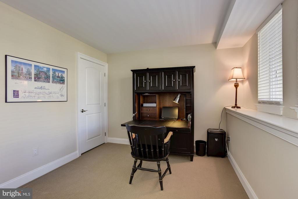 Fourth Bedroom (Level One) - 632 PONTE VILLAS SOUTH #146, BALTIMORE
