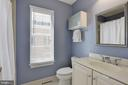 Guest Bathroom - 632 PONTE VILLAS SOUTH #146, BALTIMORE