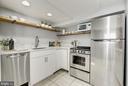 Lower level kitchen - 4115 10TH ST NE, WASHINGTON