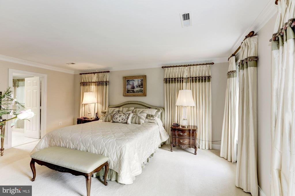 Very spacious and bright Owner's Suite - 1114 ROUND PEBBLE LN, RESTON