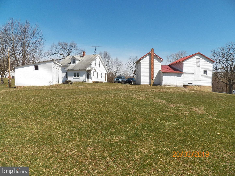 Single Family Homes für Verkauf beim Warfordsburg, Pennsylvanien 17267 Vereinigte Staaten