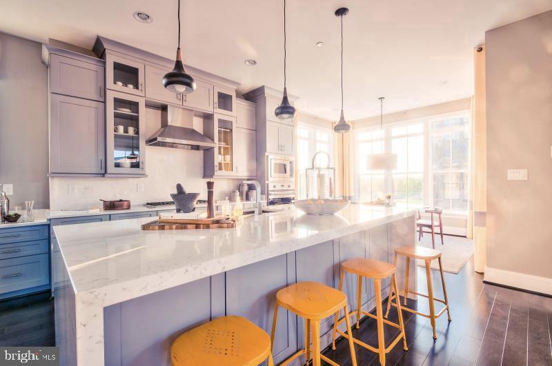 Kitchen - 324 STEINBECK AVE, GAITHERSBURG