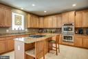 Kitchen with Stainless Appliances - 30 PROSPECT DR, FREDERICKSBURG