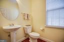 Main Floor Half Bath - 30 PROSPECT DR, FREDERICKSBURG