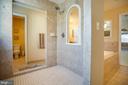 Master Bath with 2 water closets - 30 PROSPECT DR, FREDERICKSBURG