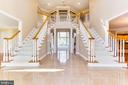 Dramatic Grand Dual Staircases - 42739 CEDAR RIDGE BLVD, CHANTILLY