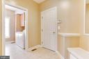 Large Mud Room - 42739 CEDAR RIDGE BLVD, CHANTILLY