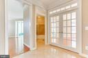 Main Level Bedroom/Office With Full Bath - 42739 CEDAR RIDGE BLVD, CHANTILLY