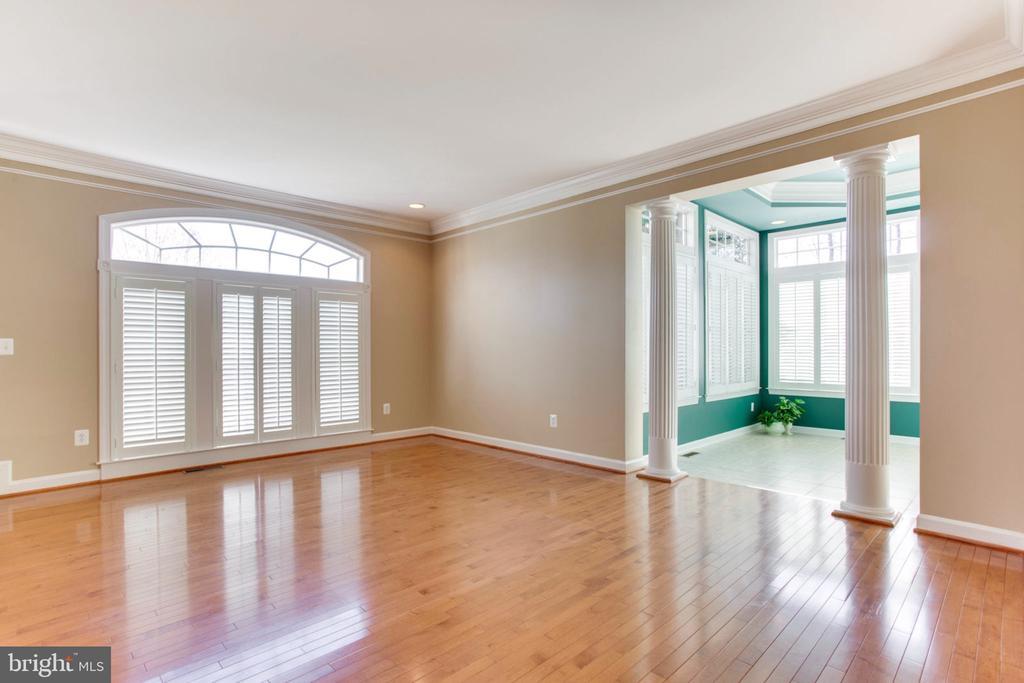 Glamorous Living Room - 42739 CEDAR RIDGE BLVD, CHANTILLY