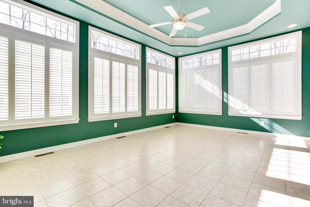 Conservatory Or Extended 1st Floor Bedroom Suite - 42739 CEDAR RIDGE BLVD, CHANTILLY