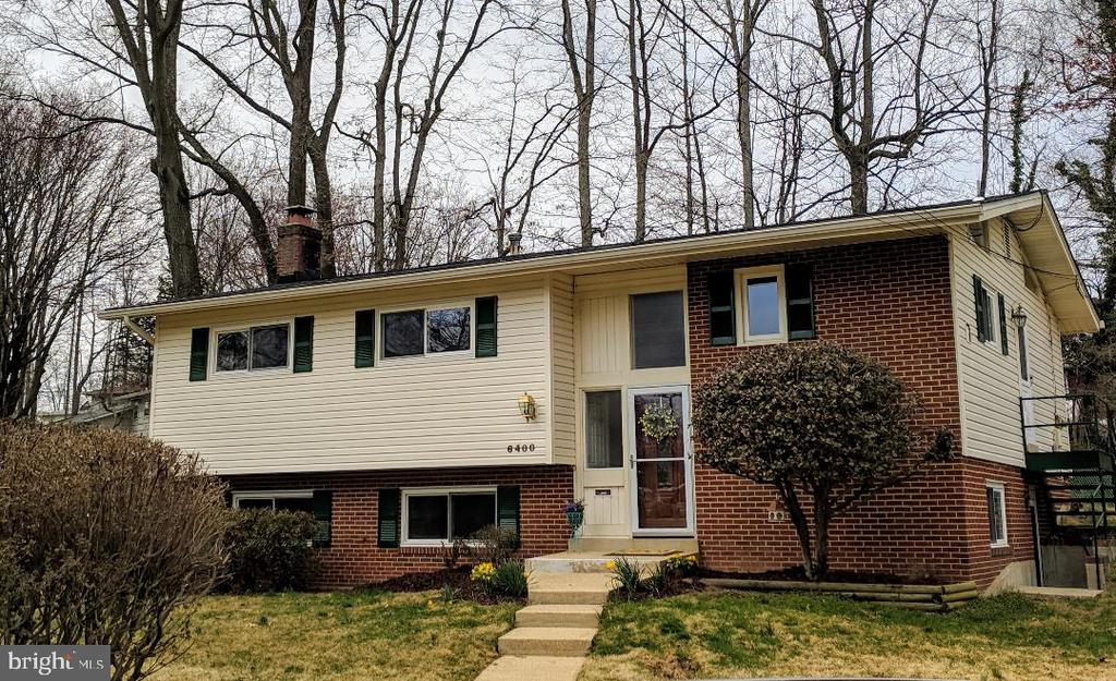6400  GREELEY BOULEVARD 22152 - One of Springfield Homes for Sale
