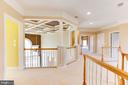 Inviting Spacious Upper Foyer - 42739 CEDAR RIDGE BLVD, CHANTILLY