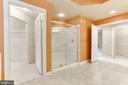 Owner's Luxury Bath - 42739 CEDAR RIDGE BLVD, CHANTILLY