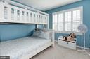 3rd Br has room for two kids - 9802 PEPPERMILL PL, VIENNA