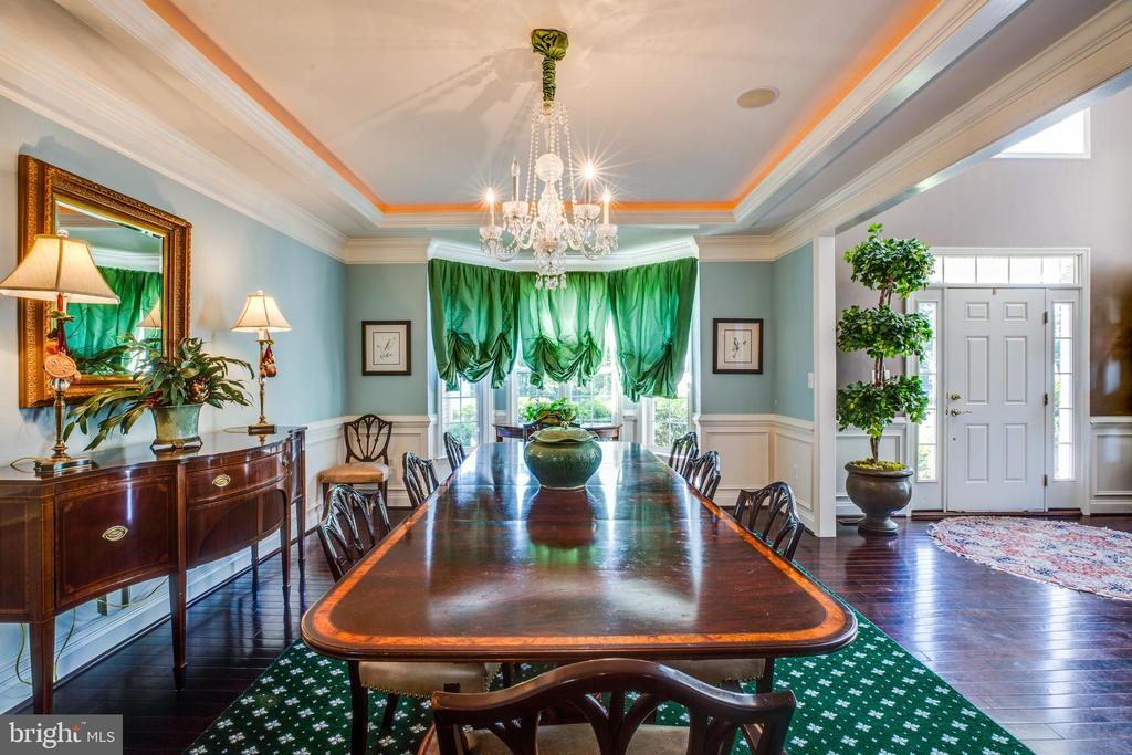 Formal Dining Room - 20 PROSPECT DR, FREDERICKSBURG