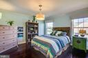 Bedroom~4 w/ Jack and Jill and Walk in closet - 20 PROSPECT DR, FREDERICKSBURG
