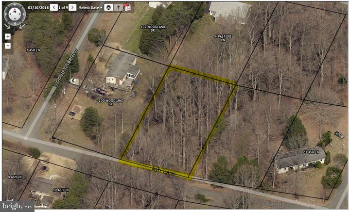 Large Wooded Lot! - 11 ASH, STAFFORD