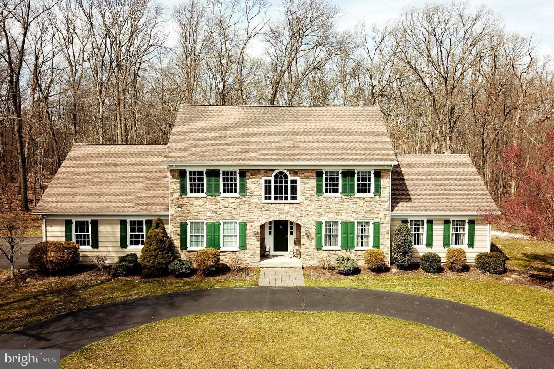Villa per Vendita alle ore 423 PENNINGTON TITUSVILLE Road Titusville, New Jersey 08560 Stati UnitiIn/In giro: Hopewell Township