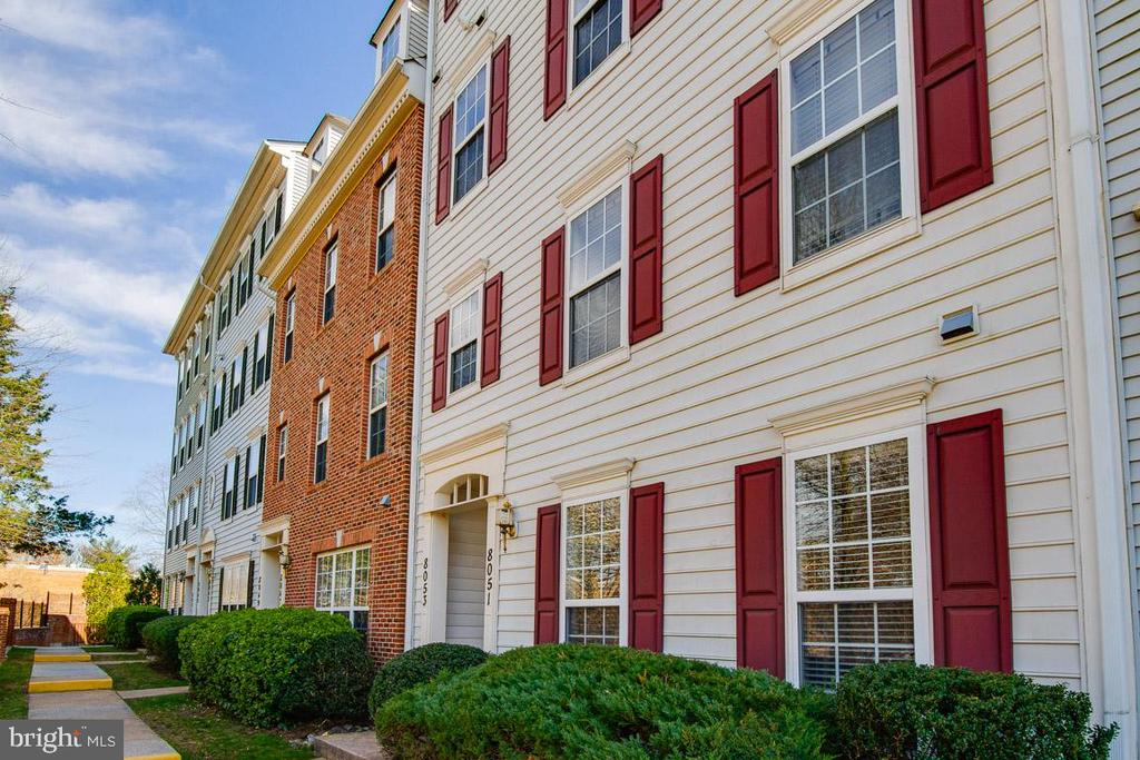 Falls Church Homes for Sale -  Townhome,  8051  GATEHOUSE ROAD  12