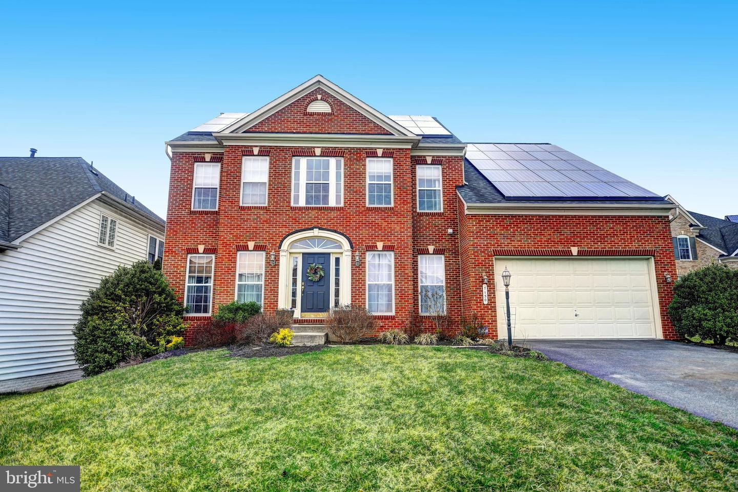 Single Family Home for Sale at 7150 Wedmore Court 7150 Wedmore Court Hanover, Maryland 21076 United States