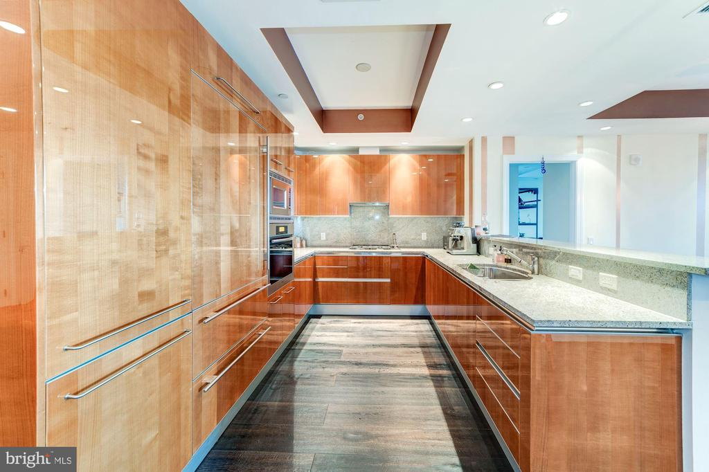 Gourmet Kitchen with High-End Cabinetry - 1881 N NASH ST #906, ARLINGTON