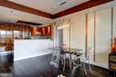 Dining Area - 1881 N NASH ST #906, ARLINGTON