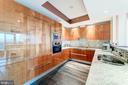 Pristine Kitchen with Miele & Sub Zero Appliances - 1881 N NASH ST #906, ARLINGTON
