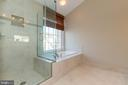 Master Bath - 1978 LOGAN MANOR DR, RESTON