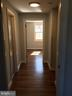 Hardwood flooring throughout the house - 4300 SKYLINE DR, SUITLAND