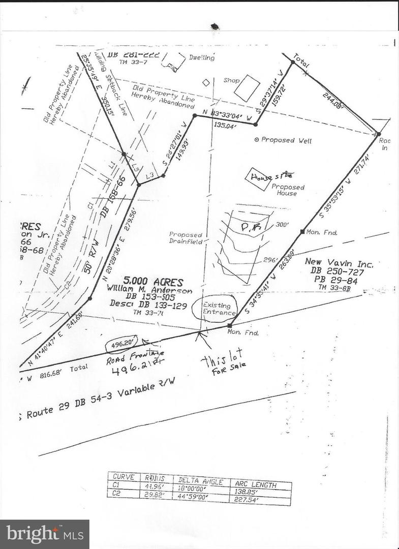 Land for Sale at Brightwood, Virginia 22715 United States
