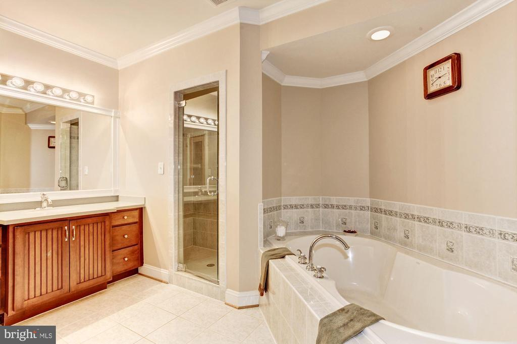 Bedroom number 4 has own Separate Bathroom - 3509 SCHUERMAN HOUSE DR, FAIRFAX