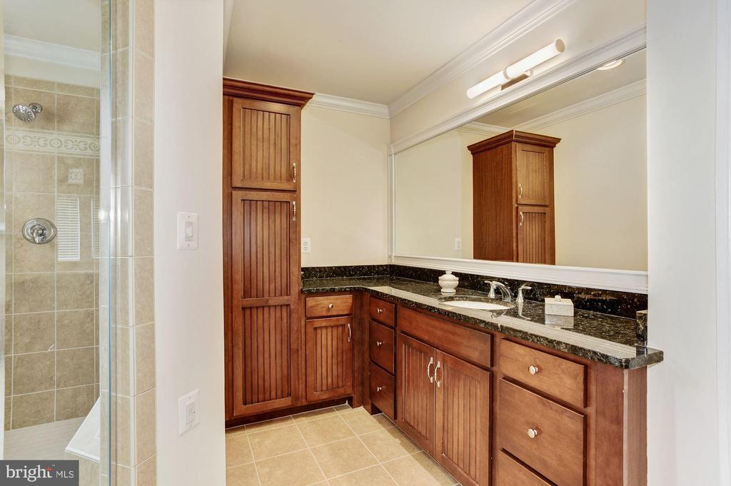Separate Dual Sinks in Owners Suite - 3509 SCHUERMAN HOUSE DR, FAIRFAX