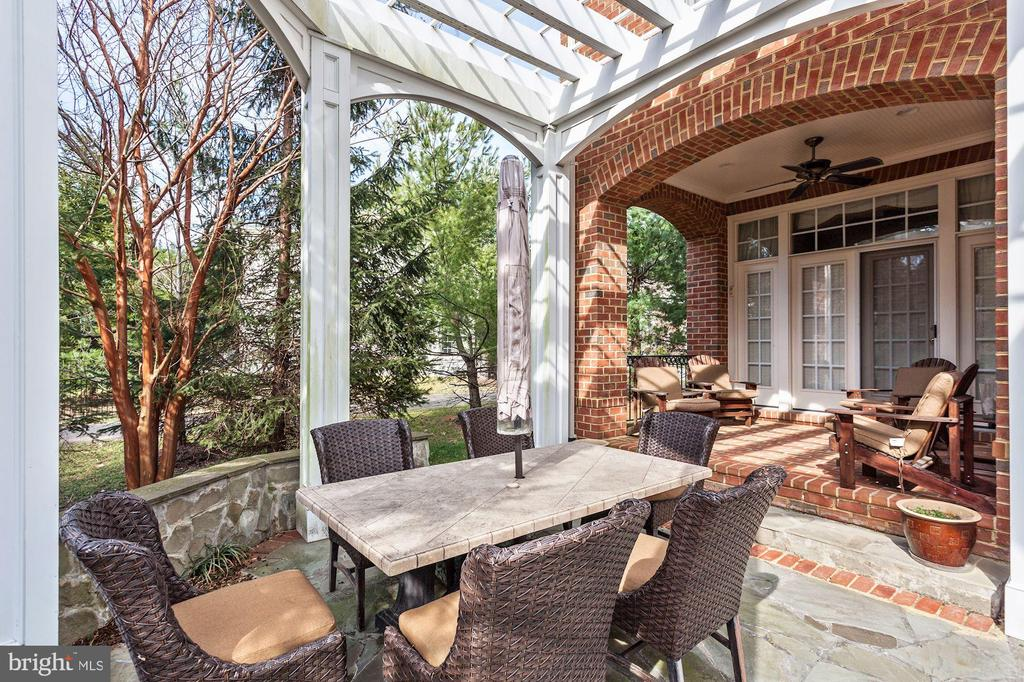 Entertain and Relax Outside View 3 - 3509 SCHUERMAN HOUSE DR, FAIRFAX