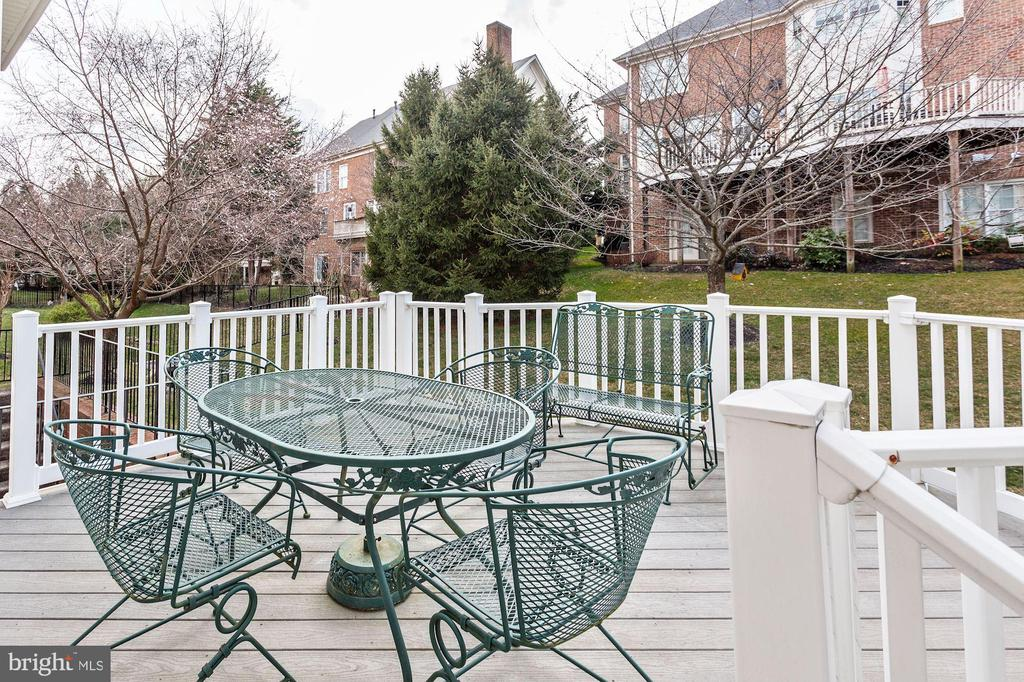 Entertain and Relax Outside View 6 - 3509 SCHUERMAN HOUSE DR, FAIRFAX