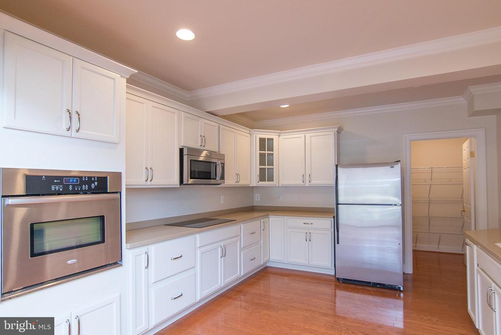 Lower level 2nd kitchen - 36895 LEITH LN, MIDDLEBURG