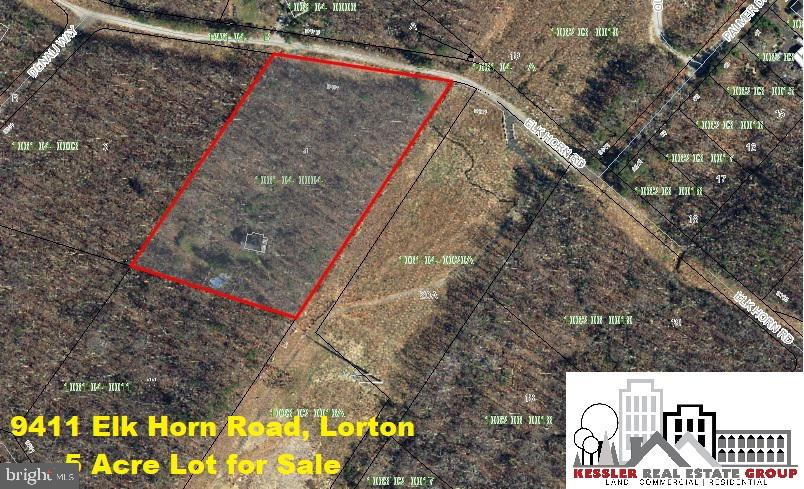 Land for Sale at Lorton, Virginia 22079 United States